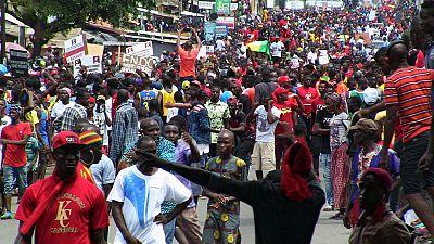 Guinea president replaces security minister amid socio-political crisis