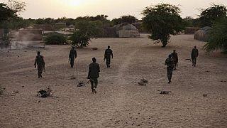 Mali : vaste offensive de l'armée dans le centre