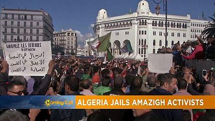 Algérie : prison ferme pour les détenus du drapeau Amazigh[Morning Call]