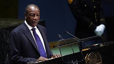 Guinée : le président valide la date de février pour les législatives