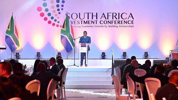 South Africa bags $13.5 bn in pledges at investment conference [Focus]