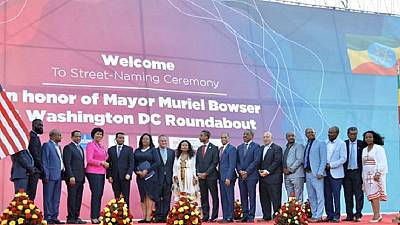 Why Ethiopia's Addis Ababa now has a 'Washington DC roundabout'