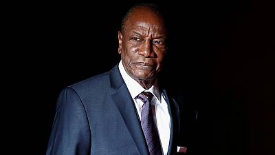 Guinée : cerné par la crise politique, Alpha Condé rebat ses cartes