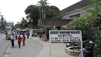 Kenya : un hôpital prend feu à Mombasa, une centaine de patients évacués