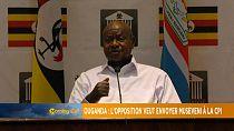 Ouganda : une pétition contre le président Museveni [Morning Call]