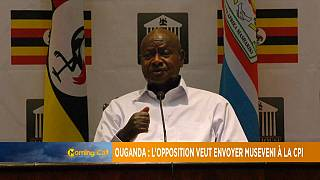 Uganda opposition to drag President Museveni to ICC [Morning Call]