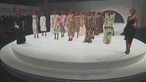 African craftsmanship honored at Lagos fashion weekend
