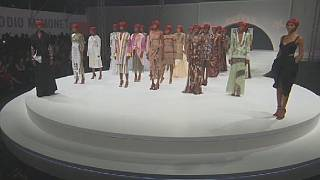 African craftsmanship honored at Lagos fashion weekend
