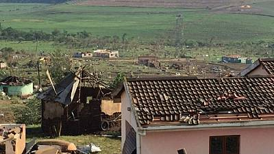 Deaths, destruction as tornado hits South African province