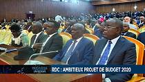 DRC targets 63% budget increase for 2020 [Business Africa]