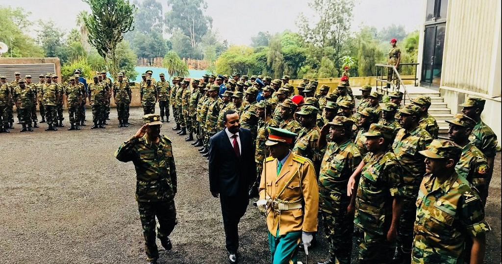 Ethiopian soldiers deployed to curb varsity violence in Oromia, Amhara