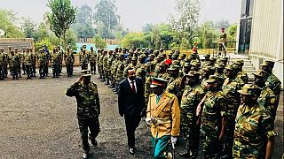 Ethiopian soldiers apologize for unlawful protest procedure