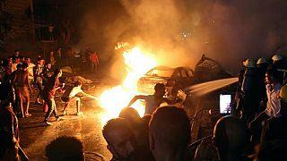 Egypte : six morts dans un incendie causé par la fuite d'un oléoduc