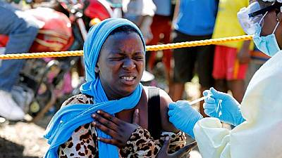 Ebola en RDC : début de l'utilisation d'un deuxième vaccin