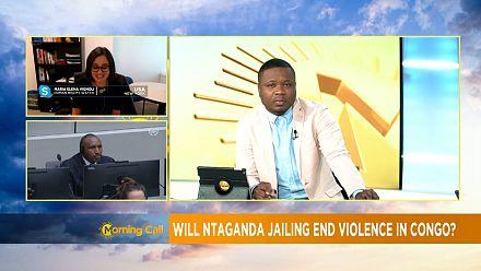 L'emprisonnement de Ntaganda et la violence en RDC ? [Morning Call]