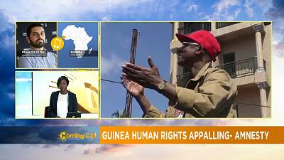 Amnesty condemns Guinea over human rights abuse [Morning Call]