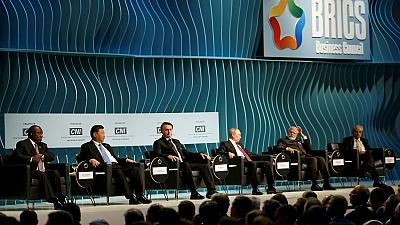 BRICS leaders discuss global economic setbacks