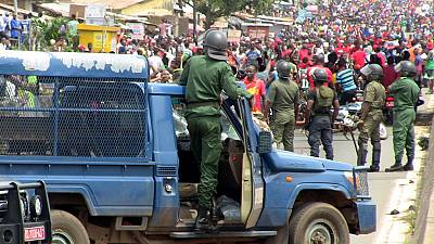 Guinée : nouvelle journée de violence, un jeune tué