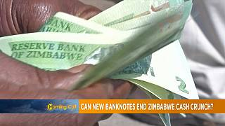 Can Zimbabwe new bank notes solve cash crunch? [Morning Call]