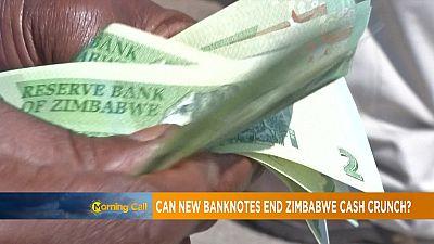 Nouveaux billets de banque au Zimbabwe [Morning Call]