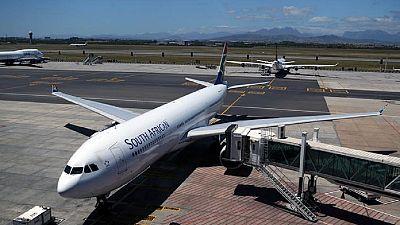 Une grève cloue au sol les vols de South African Airways