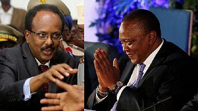 """Le Kenya et la Somalie """"normalisent"""" leurs relations, après des tensions"""