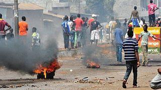 Guinée : trois morts après une manif anti-Condé (nouveau bilan)