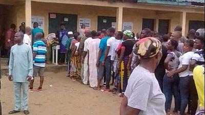 Nigeria : élections locales sous tension dans le Sud et le centre