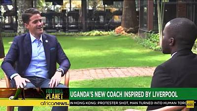Uganda's coach outlines strategy for AFCON 2021 qualification