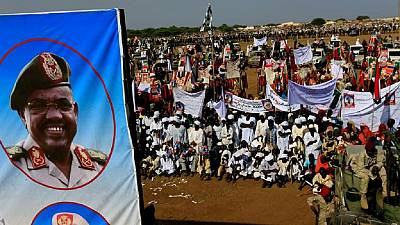 Pro-Bashir protesters against Sudan's 'ICC surrender' plans