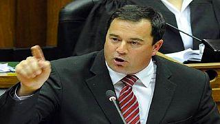 Afrique du sud: intérim à la tête de l'opposition après la démission de son premier chef noir