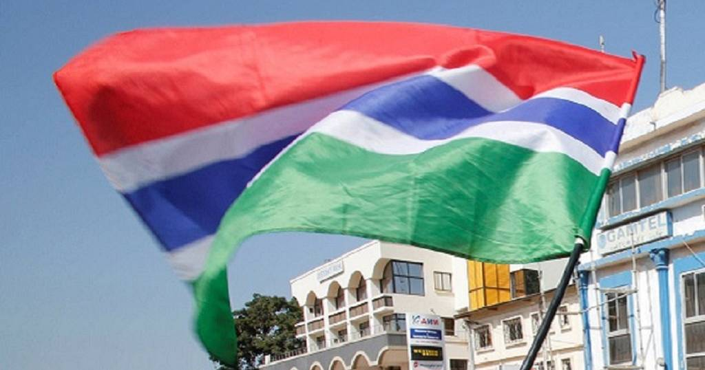Gambia close to getting first post-Jammeh constitution