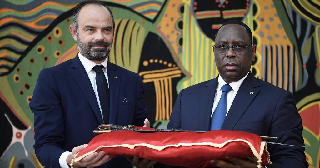 France returns historic 19th century sword of Senegalese scholar