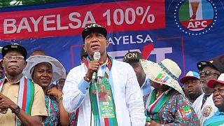Nigeria's gubernatorial polls: opposition loses Bayelsa, APC retains Kogi