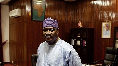 Niger's exiled opposition chief back in jail after return home