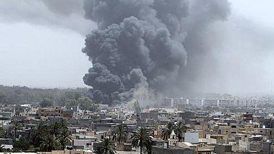 Libye : 7 morts dont 5 travailleurs étrangers dans un raid aérien
