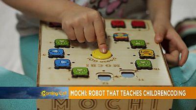 Mochi : le robot qui apprend aux enfants à coder [Sci-tech]