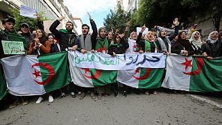 Algérie : nouvelles protestations contre la présidentielle au 3e jour de campagne