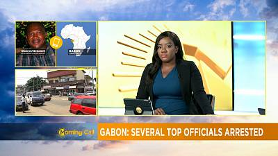Gabon: Several top officials arrested [Morning Call]