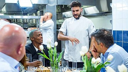 South African musician turns culinary skills into a thriving business