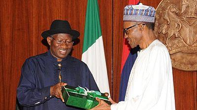 Nigeria : Buhari salue « l'humilité et le patriotisme » de son prédécesseur