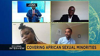 Covering African sexual minorities [Interview]