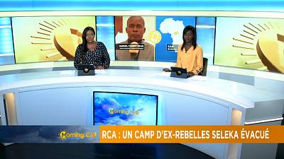 Central African Republic army evacuates ex-Seleka rebel militia [Morning Call]