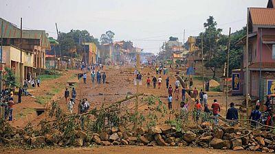 Massacres en RDC : colère des civils, violente répression