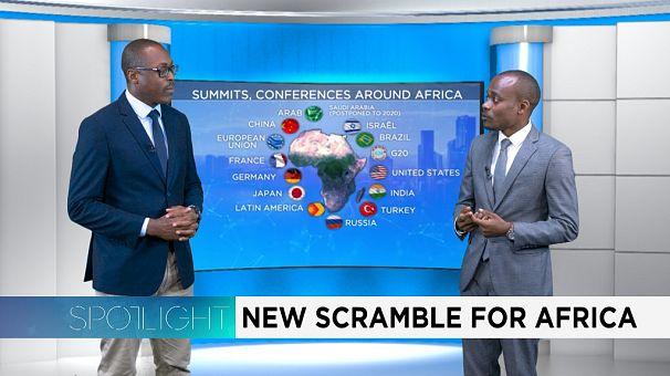Sommets et conférences : une nouvelle ruée sur l'Afrique ?