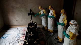 WHO sounds alarm on Ebola due to Congo insecurity