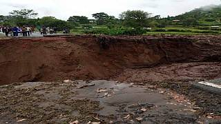 24 killed in a landslide in Kenya
