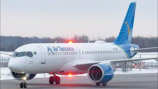 Canada detains Tanzania's airplane