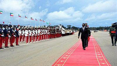"""L'armée en état d'""""alerte maximale"""" en Guinée équatoriale"""