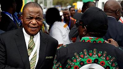 Zimbabwe VP Chiwenga returns after months of medical leave in China